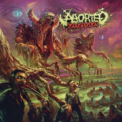 ABORTED <br/> <small>TERRORVISION (COLV) (GATE) (OG</small>