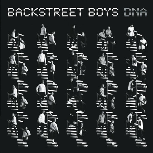 BACKSTREET BOYS <br/> <small>DNA (GATE) (OFV) (DLI)</small>