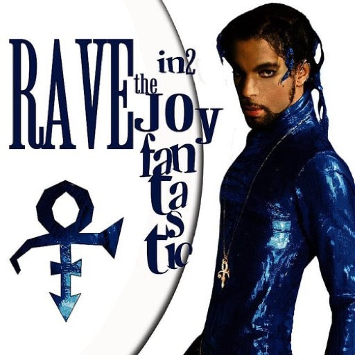 PRINCE <br/> <small>RAVE IN2 TO THE JOY(REMIX)COLV</small>