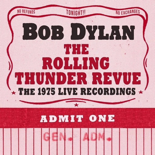 DYLAN,BOB <br/> <small>ROLLING THUNDER REVUE:75 LIVE</small>