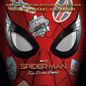 GIACCHINO,MICHAEL (OGV) (POST) <br/> <small>SPIDER-MAN: FAR FROM HOME / O.</small>