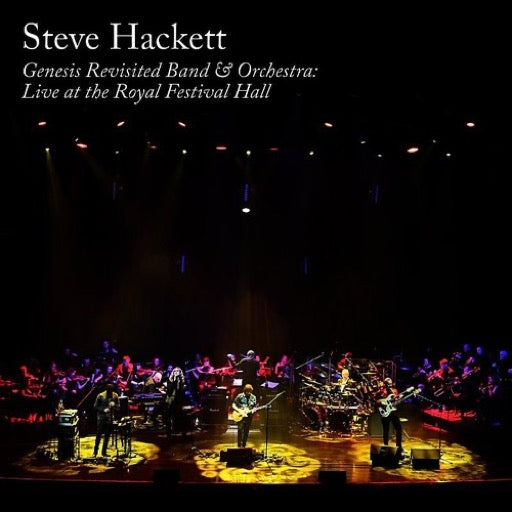HACKETT,STEVE <br/> <small>GENESIS REVISITED BAND & ORCHE</small>