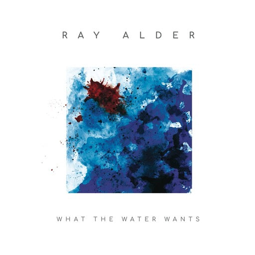 ALDER,RAY <br/> <small>WHAT THE WATER WANTS (DIG)</small>