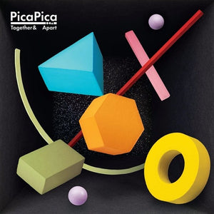PICAPICA <br/> <small>TOGETHER & APART</small>
