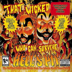 INSANE CLOWN POSSE <br/> <small>HELL'S PIT</small>