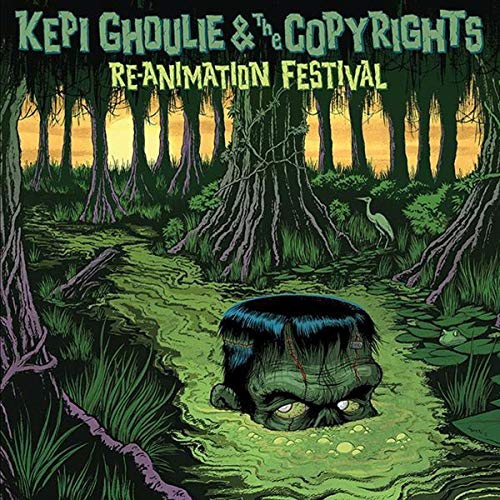 KEPI GHOULIE & COPYRIGHTS <br/> <small>RE-ANIMATION FESTIVAL (DLCD)</small>