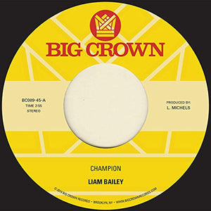 BAILEY,LIAM <br/> <small>CHAMPION / PLEASE LOVE ME AGAI</small>