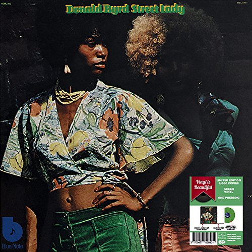 BYRD,DONALD <br/> <small>STREET LADY - GREEN VINYL GATE</small>