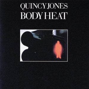 JONES,QUINCY <br/> <small>BODY HEAT (RED TRANSLUCENT VIN</small>