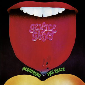 GENTLE GIANT <br/> <small>ACQUIRING THE TASTE(GATEFOLD)</small>