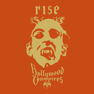 HOLLYWOOD VAMPIRES <br/> <small>RISE (GLOW IN THE DARK VINYL)</small>