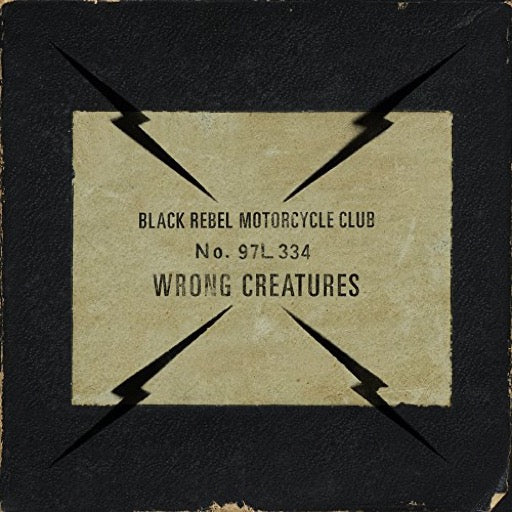BLACK REBEL MOTORCYCLE CLUB <br/> <small>WRONG CREATURES</small>