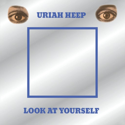 URIAH HEEP <br/> <small>RSD LOOK AT YOURSELF (REX)</small>