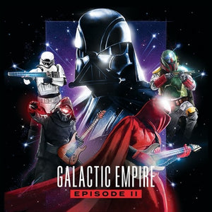 GALACTIC EMPIRE <br/> <small>EPISODE II</small>