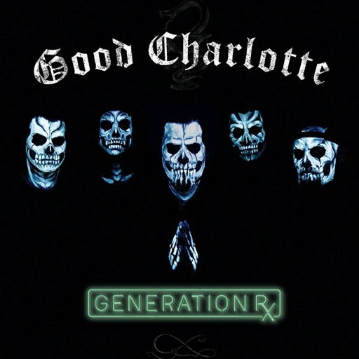 GOOD CHARLOTTE <br/> <small>GENERATION RX</small>