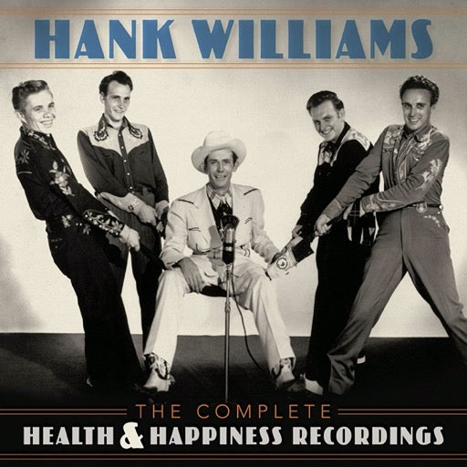 WILLIAMS,HANK <br/> <small>COMPLETE HEALTH & HAPPINESS RE</small>