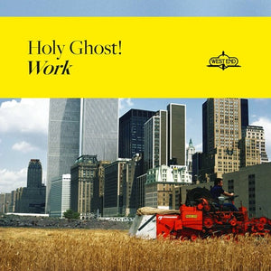 HOLY GHOST <br/> <small>WORK</small>