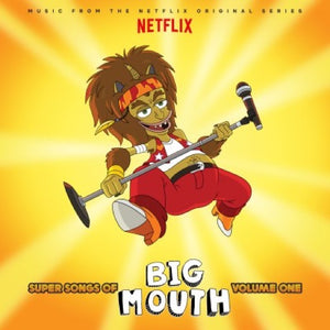 BIG MOUTH (OST) <br/> <small>SUPER SONGS OF BIG MOUTH 1 / M</small>