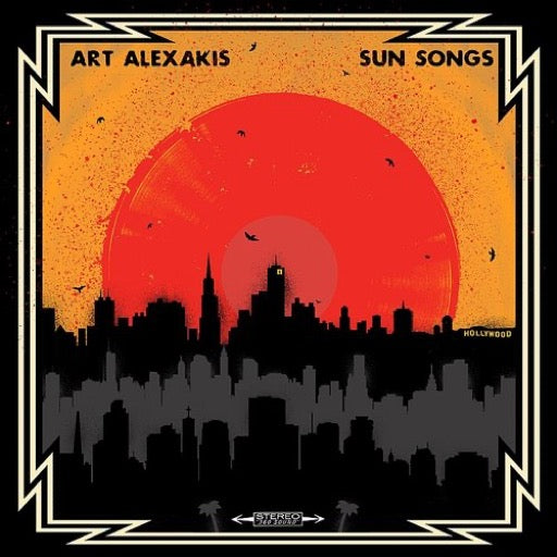 ALEXAKIS,ART <br/> <small>SUN SONGS (COLORED VINYL) (LTD) (ORG)</small>