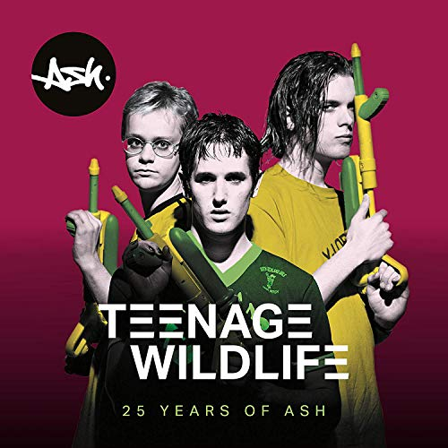 ASH <br/> <small>TEENAGE WILDLIFE - 25 YEARS OF</small>