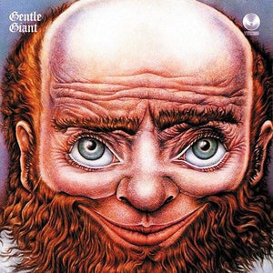 GENTLE GIANT <br/> <small>GENTLE GIANT (GATEFOLD)</small>