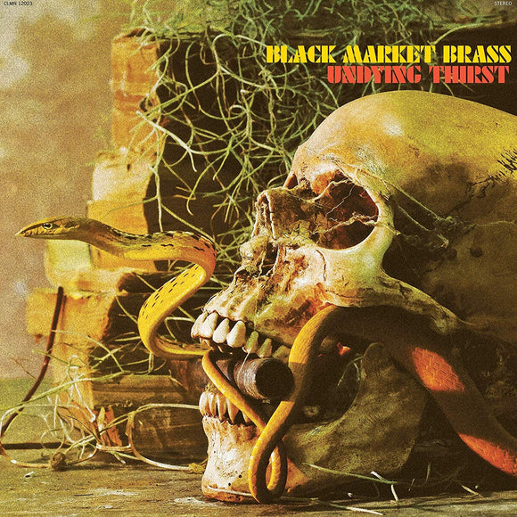BLACK MARKET BRASS <br/> <small>UNDYING THIRST (COLOR VINYL) (</small>