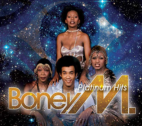 BONEY M <br/> <small>PLATINUM HITS (UK)</small>