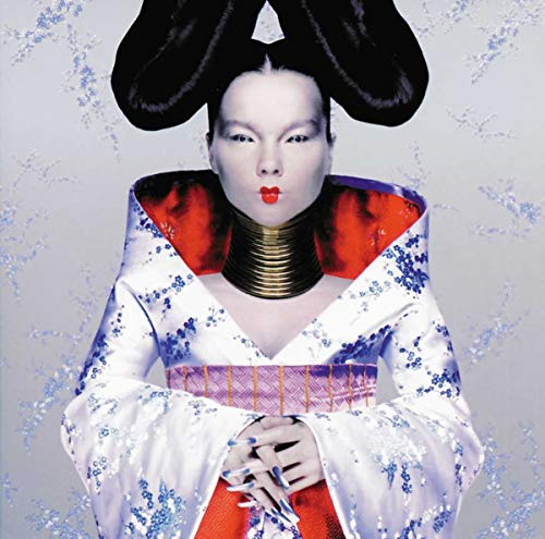 BJORK <br/> <small>HOMOGENIC (LTD)</small>
