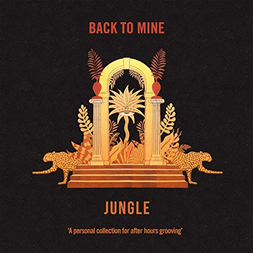 BACK TO MINE - JUNGLE / VARIOU <br/> <small>BACK TO MINE - JUNGLE / VARIOU</small>