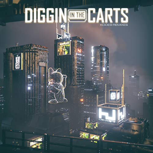 KODE9 <br/> <small>DIGGIN IN THE CARTS REMIXES</small>