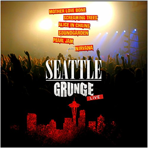 VA-SEATTLE GRUNGE LIVE <br/> <small>SEATTLE GRUNGE LIVE</small>