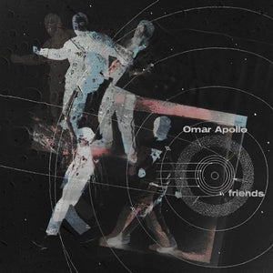 APOLLO,OMAR <br/> <small>FRIENDS (EP)</small>