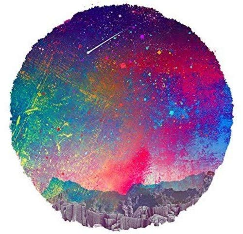 KHRUANGBIN <br/> <small>UNIVERSE SMILES UPON YOU (BLK)</small>