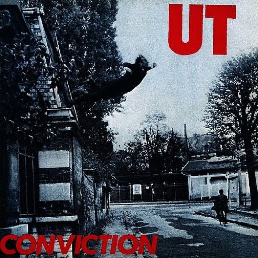 UT <br/> <small>CONVICTION</small>