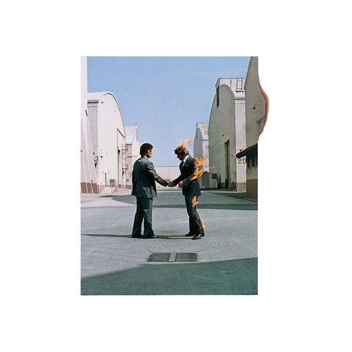 PINK FLOYD <br/> <small>WISH YOU WERE HERE (UK)</small>