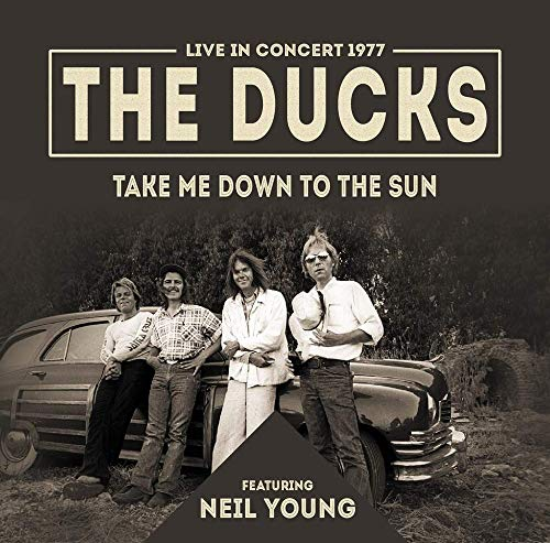 YOUNG,NEIL <br/> <small>DUCKS LIVE 1977</small>