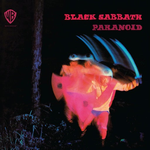 BLACK SABBATH <br/> <small>PARANOID (UK)</small>