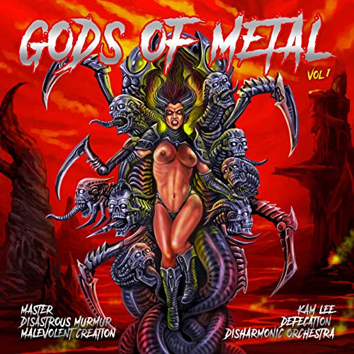GODS OF METAL 1 / VARIOUS <br/> <small>GODS OF METAL 1 / VARIOUS</small>