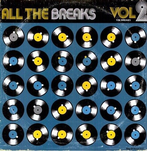 ALL THE BREAKS 2 / VARIOUS <br/> <small>ALL THE BREAKS 2 / VARIOUS</small>
