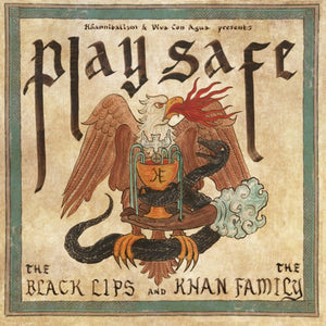 BLACK LIPS & KHAN FAMILY <br/> <small>RSD PLAY SAFE (REX)</small>