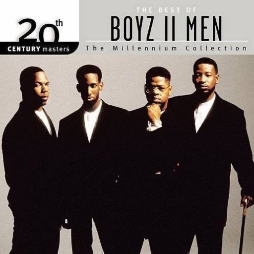 BOYZ II MEN <br/> <small>20TH CENTURY MASTERS: MILLENNI</small>
