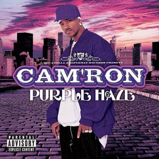 CAM'RON <br/> <small>PURPLE HAZE</small>