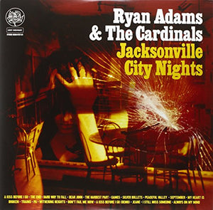 ADAMS,RYAN <br/> <small>JACKSONVILLE CITY NIGHTS (180 GRAM)</small>