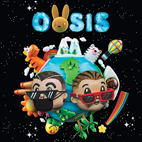 BALVIN,J / BAD BUNNY <br/> <small>OASIS (LTD)</small>