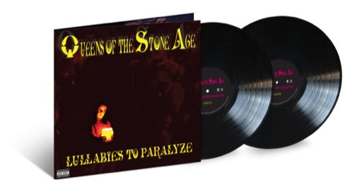 QUEENS OF THE STONE AGE <br/> <small>LULLABIES TO PARALYZE (GATE)</small>
