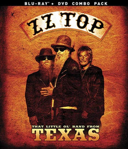 ZZ TOP <br/> <small>THAT LITTLE OL BAND FROM TEXAS</small>