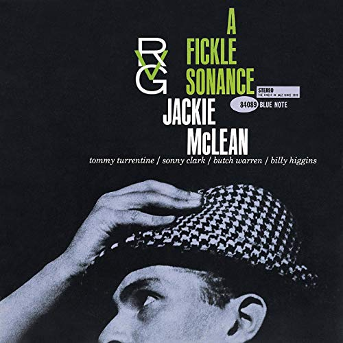 MCLEAN,JACKIE <br/> <small>FICKLE SONANCE</small>