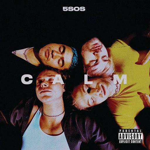 5 SECONDS OF SUMMER <br/> <small>CALM</small>