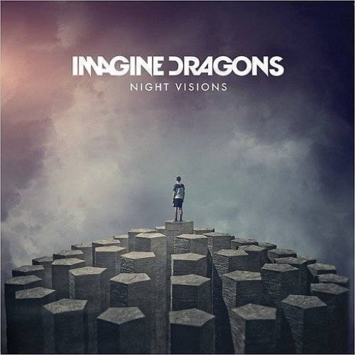 IMAGINE DRAGONS <br/> <small>NIGHT VISIONS</small>