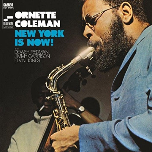 COLEMAN,ORNETTE <br/> <small>NEW YORK IS NOW (REIS)</small>